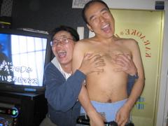 仲西と藤田