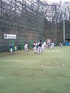 慶応大学野球部少年野球教室