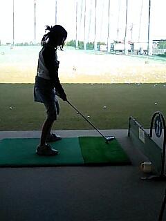 プロゴルファー目指して!