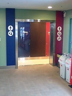 名古屋駅地下街エスカのトイレ